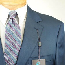 46R STEVE HARVEY  Blue SUIT SEPARATE  46 Regular Mens Suits - SS28