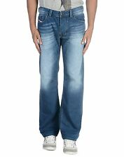Diesel Jeans Larkee 830W Regular Fit Straight Leg 0830W