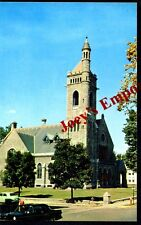 VERMONT, ST. JOHNSBURY, NORTH CONGREGATIONAL CHURCH, PRE-'64, UNUSED,   (142