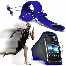 Sports Gym Fitness Armband Case Cover & Handsfree For Apple iPhone 5