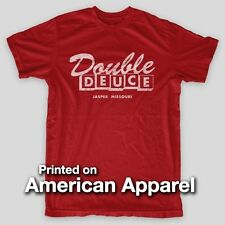 DOUBLE DEUCE Road House SECURITY Swayze VINTAGE LOOK  AMERICAN APPAREL T-Shirt