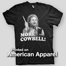 Gotta Have MORE COWBELL Ferrell Saturday Night FUNNY AMERICAN APPAREL T-Shirt
