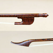 professional Baroque bow Snakewood violin bow Snakewood Frog 4/4