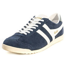 Gola Classics Bullet Mens Suede Navy White Trainers