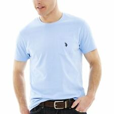 U.S. Polo Assn. Short-Sleeve Solid Pocket Tee Size L New Msrp $26.00
