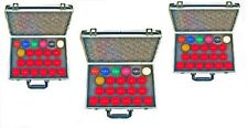 VARIOUS TYPES FULL SIZE SNOOKER BALLS WITH CASE