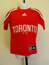 NEW MLS Toronto FC Youth Toddler Sizes XS-S-L-XL (4-5/6-8-10/12) Adidas JERSEY