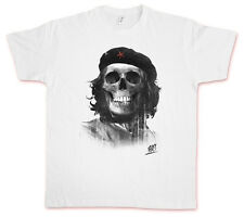 HATE Guevara HC hate COUTURE T-Shirt - Che Guevara Skull Cuba Fidel Castro Shirt