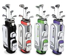 2016 Callaway Solaire complete ladies golf club set choose color & make-up