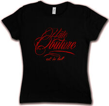 LATIN LETTERS 83 I HC HATE COUTURE GIRLIE SHIRT Rockabilly Tattoo Hip Hop Indie