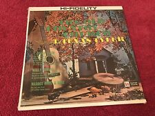 The Old Country Church T. Texas Tyler Wally Fowler SEALED NEW LP Hurrah Records