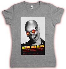 NATURAL BORN HC HATE COUTURE GIRLIE SHIRT Serial Killers Movie Ego Shooter Girl
