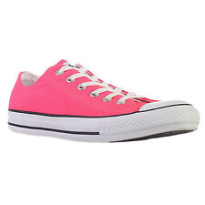 Converse CT Spec OX Chucks All Star Canvas Shoes Trainers Pink Ladies Trainers