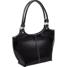 Parinda Caterina Shoulder Bag 2 Colors Faux Leather Bag NEW
