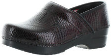 Sanita Croco Women's Professional Closed Back Clogs Shoes