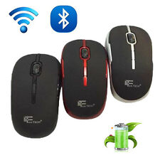 2.4GHz 1600DPI Portable Wireless Optical Gaming Mouse Mice For Computer Laptop