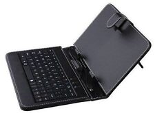 """USB Keyboard Case Cover For 8"""" Amazon Kindle Fire HD 8 Fire OS 5 Tablet"""