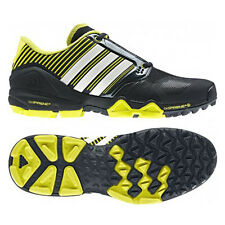 Adidas Adipower Hockey shoes Hockey shoes Unisex Field Hockey black yellow NEW