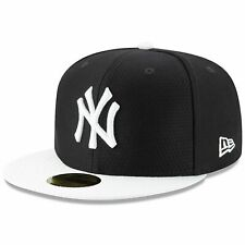 NEW YORK YANKEES ON FIELD AUTHENTIC NEW ERA 59FIFTY FITTED 2-TONE BP HAT/CAP NWT