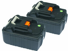 2x Lithium Ion Battery for Makita 18V 3.0 Ah BL1830 Li-Ion LXT400 BL 1815 1830