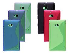 Silicone Case Cover cover for Nokia Lumia 930 + Screen Film