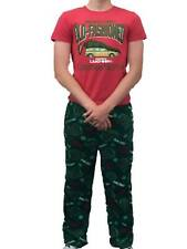 Christmas Vacation Mens Griswold Sleep Set Fleece Lounge Pants T-Shirt Pajamas