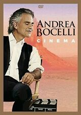 ANDREA BOCELLI: CINEMA NEW DVD