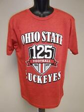 NEW 125 years Ohio State Buckeyes Adult Mens Sizes M-L-XL-2XL Shirt