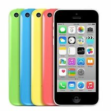 New Apple iPhone 5C 16GB/32GB Factory Unlocked GSM  4G LTE Smartphone All Colors