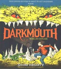 Darkmouth: Worlds Explode by Shane Hegarty Compact Disc Book (English)