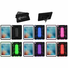 """2-Layer V Stand Cover Protector Carrying Case For APPLE iPad Pro 9.7"""" (7th Gen)"""