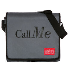Manhattan Portage #CALLME DJ Bag (MD) 1428 Grey