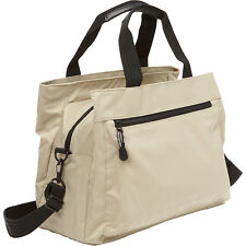Derek Alexander Top Zip Tote with Multi-Compartment