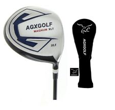 MEN'S RIGHT HAND 460cc OVERSIZE GRAPHITE SHAFT DRIVER w/HEAD COVER CHOOSE LENGTH