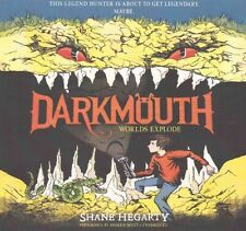 NEW Darkmouth: Worlds Explode by Shane Hegarty Compact Disc Book (English) Free