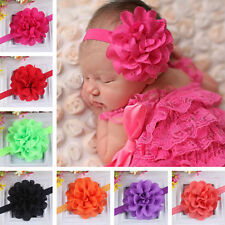 Kids Infant Baby Girl Hairband Cute Flower Hair Band Headband Head Accessories