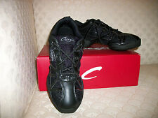 Capezio Web Dance Sneakers Adult DS19 Black Sizes 6-10 Gray Size 6 New In Box