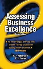NEW Assessing Business Excellence by Hardcover Book (English) Free Shipping