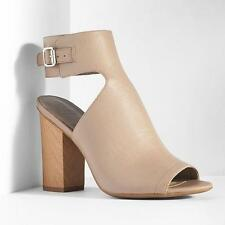 Bakers Nude Opened Toe Shoes