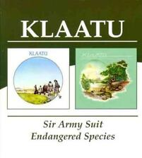 Sir Army Suit/Endangered Species New CD