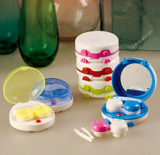 Latest Automatic Contact Lens Cleaner Washer New Electric Cleaning Lenses Case