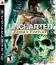 Uncharted: Drakes Fortune PS3 New Playstation 3
