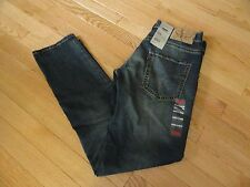 Levis Men's Jeans Slim Fit 511 Double Stitch Denim Faded 31 x 32 or 32 x 32 NWT