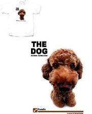 THE DOG ARTLIST COLLECTION t shirt  POODLE size L or XL