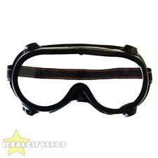 JOCKEY GOGGLES FANCY DRESS HORSE RIDER COSTUME ACCESSORY RACING GLASSES STAG