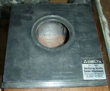 NOS Delta 17-960 Oscillating Spindle Sander Attachment Table p/n 1347645