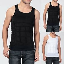 Men Gym Muscle Sleeveless Shirt Tank Top T-shirt Bodybuilding Sport Fitness Vest