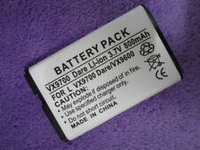 NEW NON-OEM REPLACEMENT BATTERY FOR LG Versa VX9600, LG Dare VX9700 LG 530B