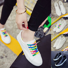 Fashion Women Casual Breathable Low Tops Shoes Casual Canvas Pumps Sneakers Shoe