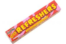 * RETRO SWEETS SWIZZELS STRAWBERRY REFRESHER SUPER SOFT CHEWS STICKPACK